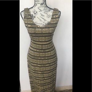 St. John jeweled dress size 6 flawed